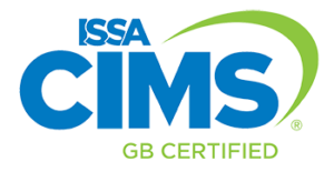 ISSA CIMS GB Certified Logo